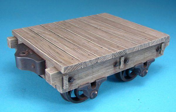 7/8 Budget Flat Wagon